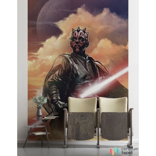 Fototapeta DX4-041 Star Wars Classic Darth Maul