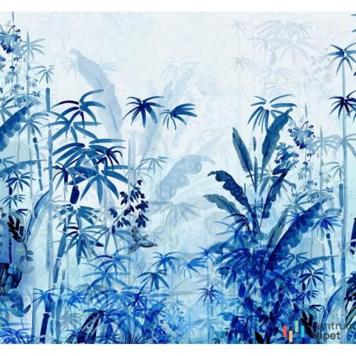 Fototapeta R3-035 Blue Jungle