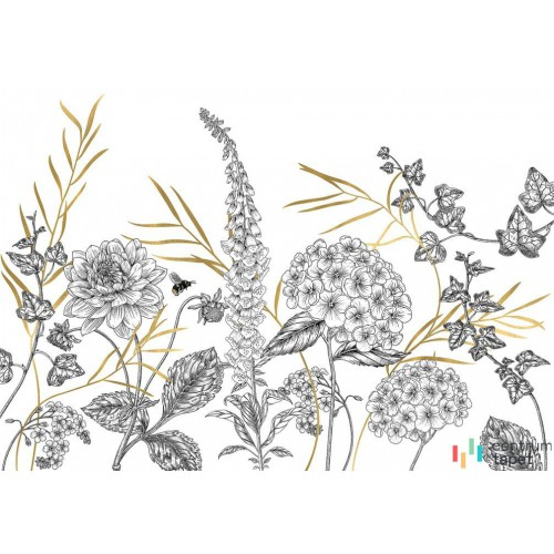 Fototapeta RSX8-054 Bumble Bee