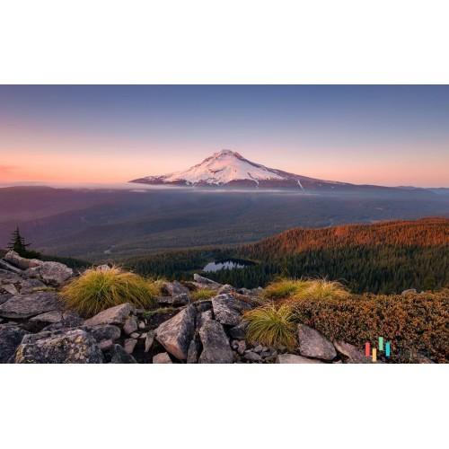 Fototapeta SHX9-050 Kingdom of a Mountain