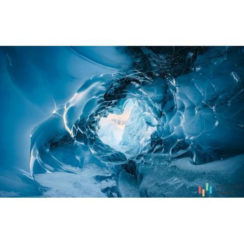 Fototapeta SHX9-085 The Eye of the Glacier