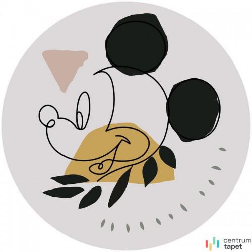 Fototapeta DD1-043 DOT Mickey Modern Art