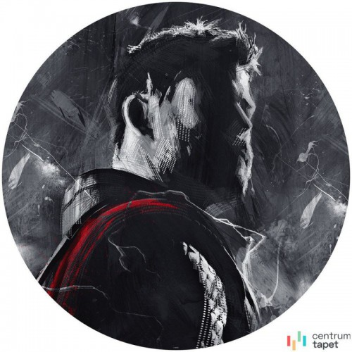 Fototapeta DD1-048 DOT Avengers Painting Thor