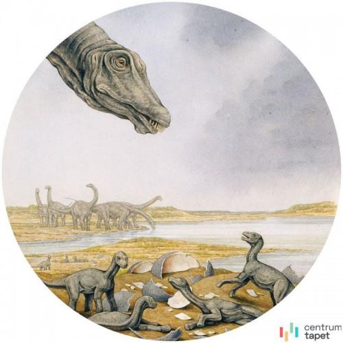 Fototapeta DNG1-001 DOT Young Titanosaurs