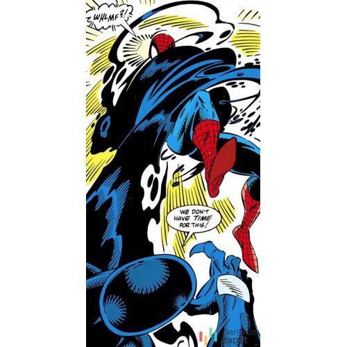 Fototapeta IADX2-069 Spider-Man Retro Comic