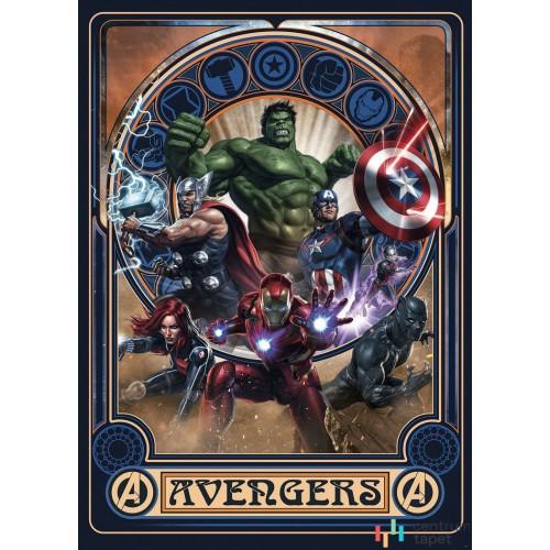 Fototapeta IADX4-068 Avengers Ornament