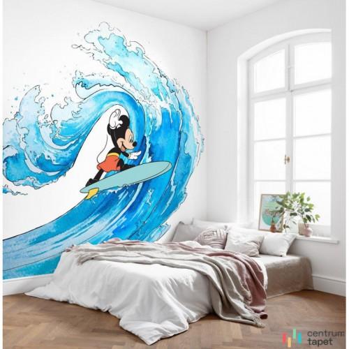 Fototapeta IADX6-007 Mickey Surfing