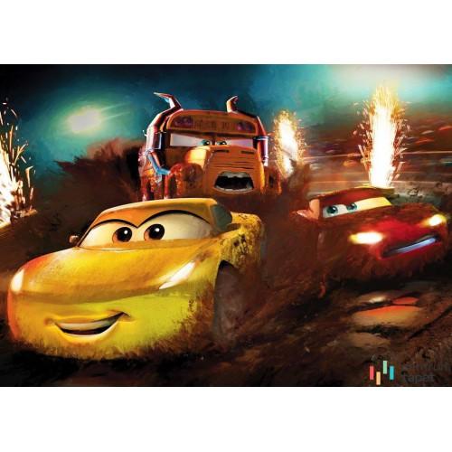 Fototapeta IADX7-031 Cars Dirt Track