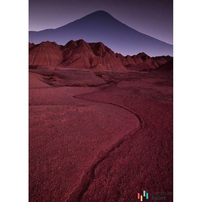 Fototapeta IANGX4-023 Red Mountain Desert