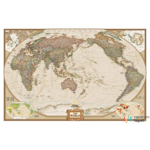 Fototapeta IANGX8-016 The World Pacific