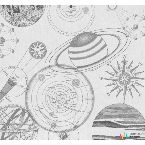 Fototapeta IAX6-0017 Cosmos Sketch