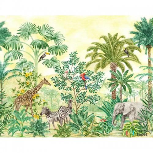 Fototapeta IAX7-0010 Jungle Adventure