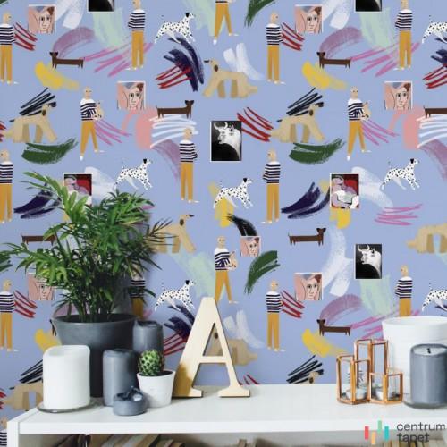 Tapeta WP191013 LA TAPICERA ICH Wallpaper